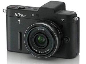 【送料無料】【smtb-u】【在庫あります!】Nikon/ニコン NIKON1 V1薄型レンズキット(ブラック...