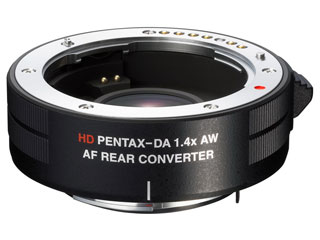【レンズとのお得なセットあります!】 PENTAX ペンタックス HD PENTAX-DA AF REAR CONVERTER 1.4X AW Kマウントデジタル一眼カメラ専用リアコンバーター