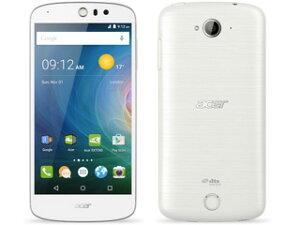 Acer/エイサー 5インチSIMフリースマートフォン Liquid Z530 Z530W-F…