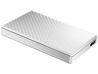 I・O DATA アイ・オー・データ 納期6月上旬 USB3.1 Gen 1(USB3.0)対応ポータブルHDD 高速カクうす 2TB セラミックホワイト HDPT-UTS2W