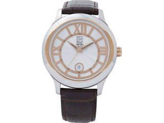 クリオブルーメンズ腕時計W−CLM15220BRN