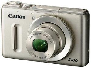 【送料無料】【smtb-u】CANON/キヤノン PSS100(SL) PowerShot S100 シルバー 【送料代引き...