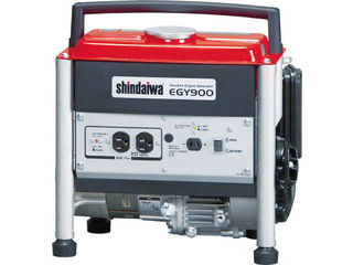 YAMABIKO/やまびこ 【代引不可】【shindaiwa】ガソリンエンジン発電機 0.85KVA 60HZ EGY900-B 【直送品/北海道・沖縄県・離島には配送できません】