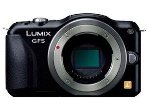 【送料無料】【smtb-u】Panasonic/パナソニック DMC-GF5-K(エスプリブラック) ボディ LUMIX...