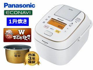 Panasonic/パナソニック SR-PW187-W 可変圧力IHジャー炊飯器 【1升炊き...