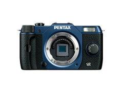 【送料無料】【smtb-u】PENTAX/ペンタックス Q10 ボディキット メタルネイビー/ブラック 083...