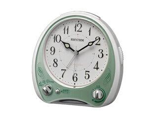RHYTHM/リズム時計 8RM400SR05 アリアカンタービレN 目覚まし時計 クオーツ