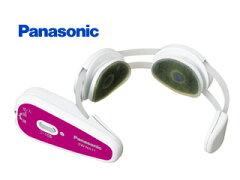 さりげなく おてがるリフレッシュ。Panasonic/パナソニック EW-NA11-P(ピンク)首専用 低周波...