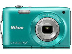 広角6倍ズームがいつでも一緒。撮っても持っても自分が光るおしゃれなスリムカメラ。Nikon/ニコ...