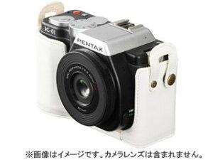 PENTAX K-01のサイズに合わせて作られた専用のカメラボディケース。HAKUBA/ハクバ DBC-K01WT(...