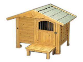 IRIS OHYAMA/アイリスオーヤマ ロッジ犬舎 RK-1100 ブラウン:ムラウチ