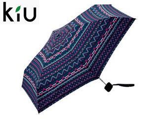 kiu/キウ 【在庫限り】Tiny umbrella 折りたたみ傘 手開き 【47cm】 (デジタルアズテク)