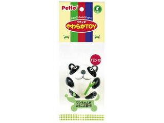 Petio/ペティオ やわらかTOY パンダ