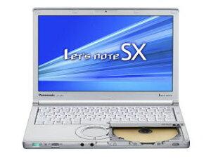 CF-SX1GEADRスタンダードモデルHDD 500GB, シルバー