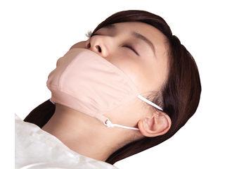 alphax/アルファックス 快眠鼻呼吸マスク ミルキーピンク