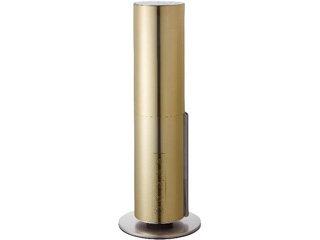 DOSHISHA/ドウシシャ DHBK-217CL クレベリンL E D 搭載 ハイブリッド式加湿器 (GD)ゴールド 【適用畳数:木造住宅(和室) 約12畳/20、プレハブ住宅(洋室) 約19畳/32】