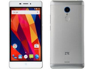 オクタコアプロセッサー、指紋センサーを搭載した5.5型スマートフォンが登場!【salepc】ZTE 5.5...