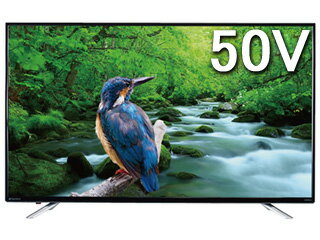 SANSUI/サンスイ 50V型フルハイビジョンLED液晶テレビ