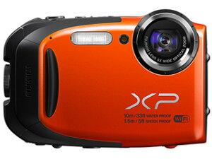 【送料無料】【smtb-u】【在庫あります】FUJIFILM/フジフィルム F FX-XP70OR(オレンジ) FineP...