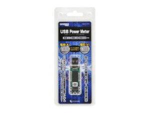 USB1.1. USB2.0. USB3.0 対応 本アダプタを経由する全ての USB 機器の電流、電圧値を表示しま...