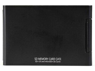 ケンコー・トキナー『SDメモリーカードケースAS(ASSD8BK)』