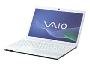 VPCEL36FJ(1色)E-450 + 15.5V型 + DVD