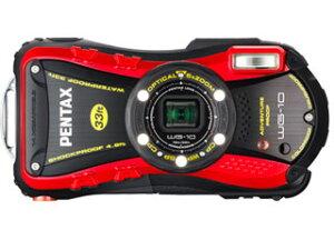 【送料無料】【smtb-u】PENTAX/ペンタックス PENTAX WG-10(レッド) 防水カメラ 【送料代引...