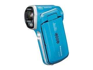 デジタルビデオカメラ「HX-WA3」
