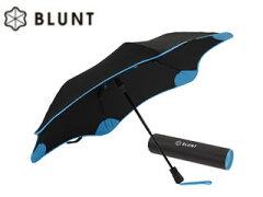 BLUNT/ブラント 【限定カラー】XS メトロ (2nd Generation) 折りたたみ傘 オートオープン 【51cm】 (ブラック/ブルー)