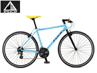 FUJI/フジ PALETTE クロスバイク 3x8speed 【フレーム:17インチ】 (Baby Blue) メーカー直送品のため【単品購入のみ】【クレジット決済のみ】 【北海道・沖縄・離島】【日時指定】商品になります。 FUJIを代表する定番クロスバイク【当店はFUJI日本正規登録店です】