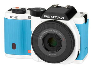 【送料無料】【smtb-u】【スペア電池セットも大特価中】 PENTAX/ペンタックス PENTAX K-01 レン...