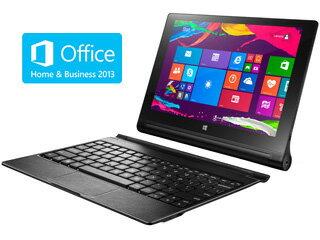 【数量限定!】レノボ 10.1型SIMフリーWindowsタブレット YOGA Tablet 2 59435738