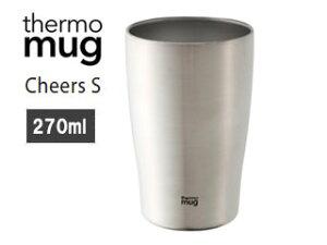 thermo mug/サーモマグ 【限定モデル】CH15-27 チアーズS (シルバー)