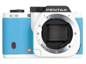 【送料無料】【smtb-u】PENTAX/ペンタックス 【アウトレット】PENTAX K-01 ボディ(ホワイト×...