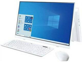 パソコン, デスクトップPC NEC 23.8PC PC-A2335BAW