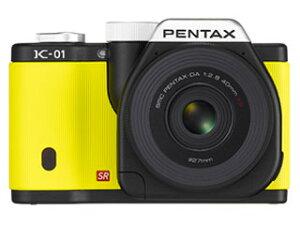 【送料無料】【smtb-u】PENTAX/ペンタックス 【スペア電池セットも大特価中!】K-01 レンズキッ...