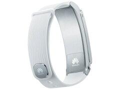 HUAWEI/ファーウェイ ウェアラブルデバイス TalkBand B2/SilveryWhite(55020357) ホワイト
