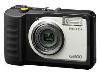 RICOHG800防水・防塵・業務用デジタルカメラ