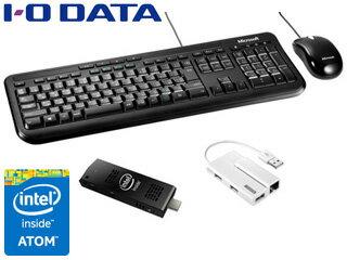 【送料無料】【smtb-u】I・O DATA/アイ・オー・データ スティック型PC インテル Compute Stick...