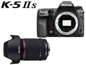 【送料無料】【smtb-u】PENTAX/ペンタックス K-5 II s ボディキット+HD PENTAX-DA 16-85mmF3.5-...