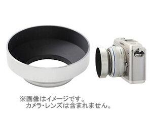純正プロテクトフィルターPRF-D37と併用が可能ETSUMI/エツミ E-6265 メタルフード W-L 37mm シ...