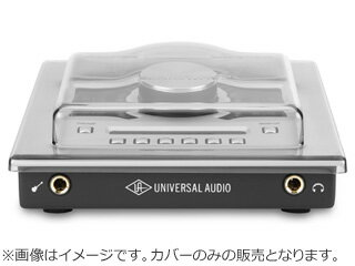 DECKSAVER/デッキセーバー DS-PC-APOLLOTWIN APOLLO TWIN用耐衝撃カバー【DS-APOLLOTWIN】