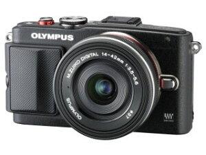 【送料無料】【smtb-u】OLYMPUS/オリンパス OLYMPUS PEN Lite E-PL6 14-42mm EZ レンズキット(...