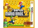 誰でもできる。ずっと遊べる、新しいマリオ。任天堂 New スーパーマリオブラザーズ 2【3DS】