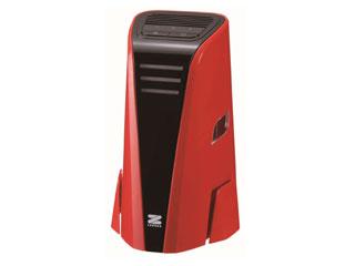 ゼンケン ZF-PA05WT ミニ・エアクリーナー 空気清浄機 (レッド)【〜4畳】【USB電源対応】 【ポータブル】【デスク、卓上サイズ】