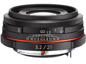 【送料無料】【smtb-u】PENTAX/ペンタックス HD PENTAX-DA 21mmF3.2AL Limited(ブラック) 薄...
