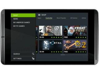 【送料無料】【smtb-u】NVIDIA 8型Androidタブレット SHIELD タブレット 940-81761-2506-000 ★...