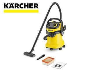 KARCHER/ケルヒャー WD5 乾湿両用バキュームクリーナー