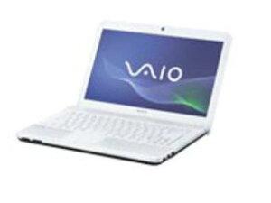 VPCEG35FJ(1色)Core i3-2350M + 14V型 + DVD