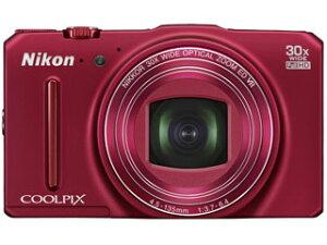 【送料無料】【smtb-u】Nikon/ニコン COOLPIX S9700 RD(ヴェルヴェットレッド) クールピクス...